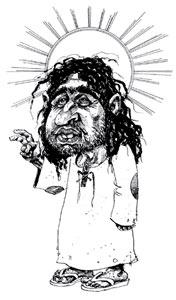 Secuestrado un comic sobre Jesus  por la justicia griega