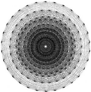 Un físico usano reformula la Teoría del Todo con un patrón matemático
