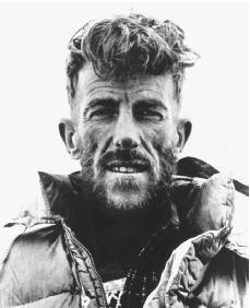 Muere Sir Edmund Hillary, conquistador del Everest