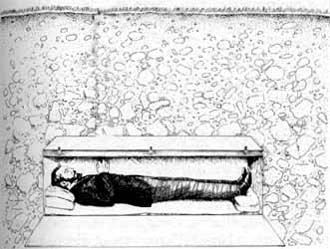 Un anciano chileno se despierta en medio de su propio velatorio