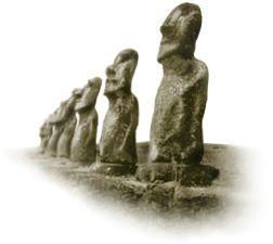 El turista que destruyó la oreja del moai de la isla de Pascua pide perdón y pagará una multa