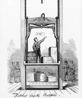 """Misterio resuelto: El """"fantasma del ascensor"""" que no era tal"""