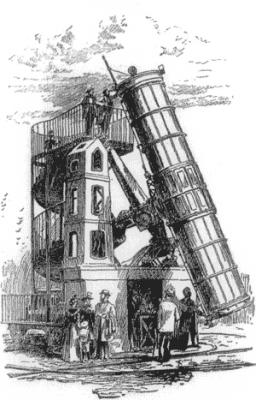 El Telectoscopio o cómo instalar la ciencia ficción en la realidad