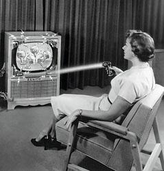 Una mujer croata estuvo muerta frente a su televisor durante 42 años