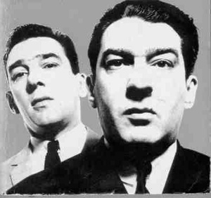 """Subastarán pinturas de Ronnie Kray, el  """"Al Capone británico"""""""